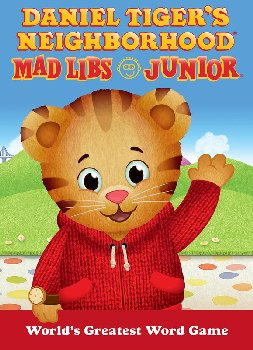 Daniel Tiger's Neighborhood Mad Libs Junior