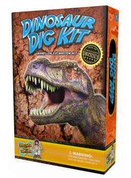 Dinosaur Dig Kit (Excavation Kit)