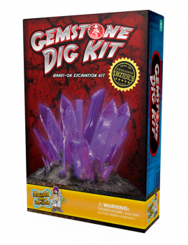 Gemstone Dig Kit (Excavation Kit)