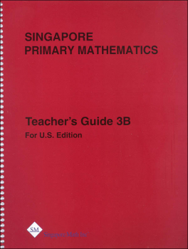 Primary Math US 3B Teacher Guide rev 2010