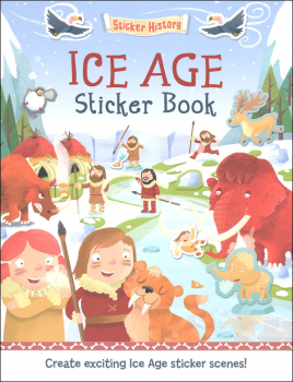 Ice Age Sticker Book (Sticker History)