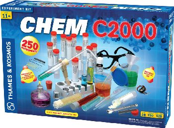 Chem C2000 Chemistry Experiment Kit