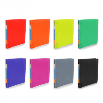 3-Ring Poly Binder 1""