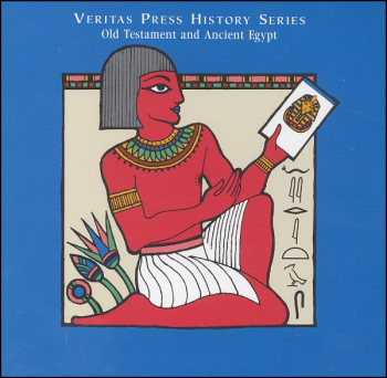 Veritas History Old Testament through Ancient Egypt Enhanced CD
