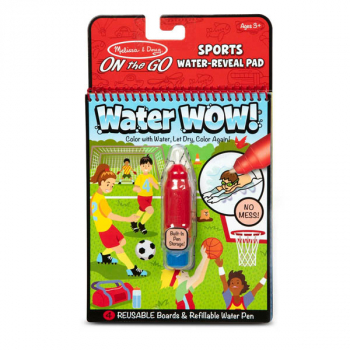 Water Wow! Sports Water Reveal Pad