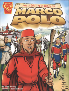 Adventures of Marco Polo (Graphic Library)