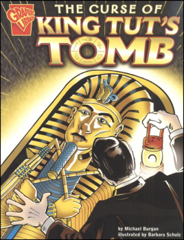 Curse Of King Tut's Tomb (Graphic Library)