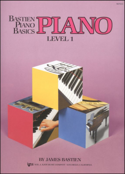 Bastien Piano Basics Method Level 1