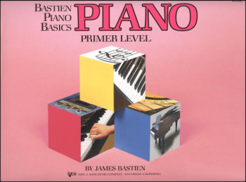 Bastien Piano Basics Method Primer