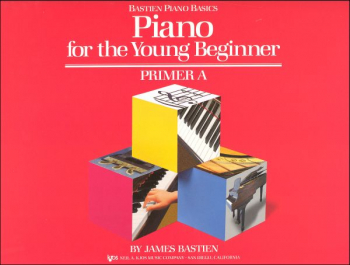 Bastien Piano Basics Method for the Young Beginner Primer A