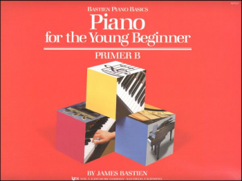 Bastien Piano Basics Method for the Young Beginner Primer B