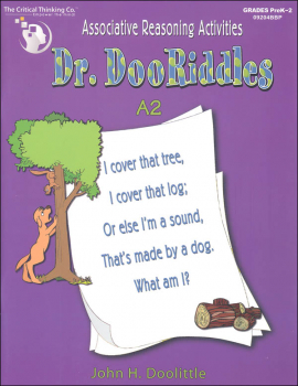 Dr. DooRiddles A2 Book
