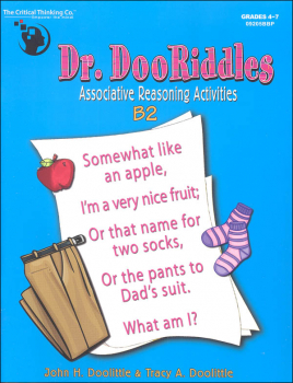 Dr. DooRiddles B2 Book