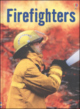 Firefighters (Usborne Beginners)