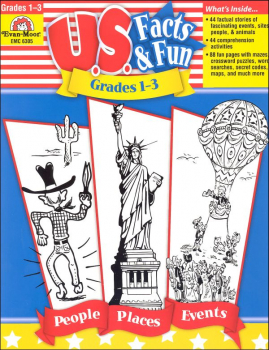 U.S. Facts & Fun Gr. 1-3