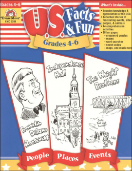 U.S. Facts & Fun Gr. 4-6