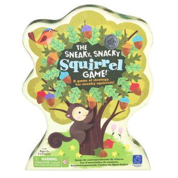Sneaky, Snacky Squirrel Game