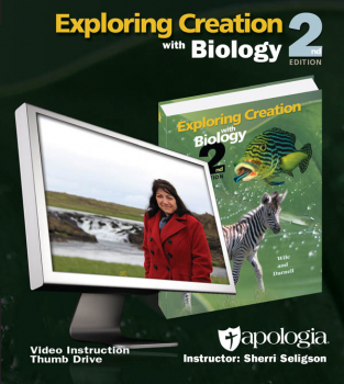 Biology 2nd Edition Video Instruction Thumb Drive