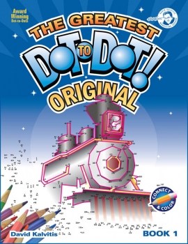 Greatest Dot-to-Dot Original Book 1