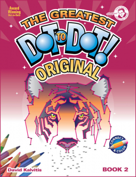 Greatest Dot-to-Dot Original Book 2