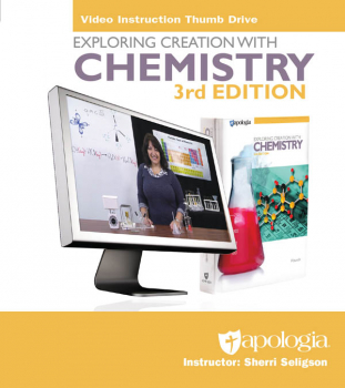 Chemistry 3rd Edition Video Instruction Thumb Drive