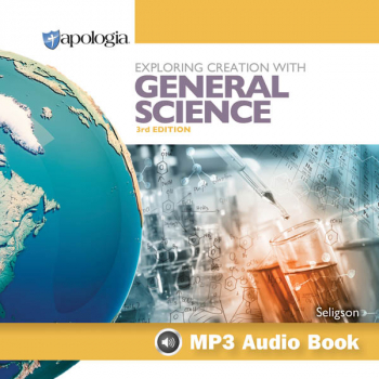 Exploring Creation with General Science MP3 Audio CD 3rd Edition