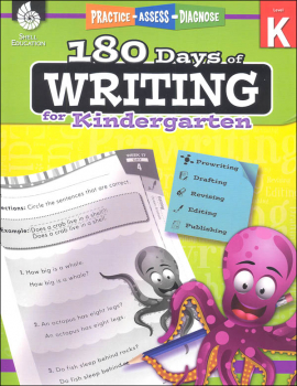180 Days of Writing for Kindergarten