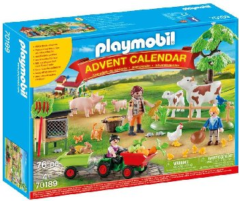 Advent Calendar - Farm