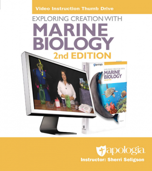 Marine Biology 2nd Edition Video Instruction Thumb Drive