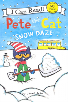 Pete the Cat: Snow Daze (I Can Read! My First)