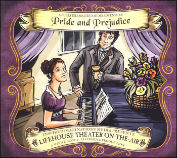 Pride and Prejudice Audio (Lifehouse Theater On-The-Air)