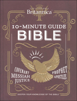 Encyclopedia Britannica 10-Minute Guide: Bible