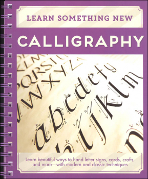 Learn Something New Calligraphy
