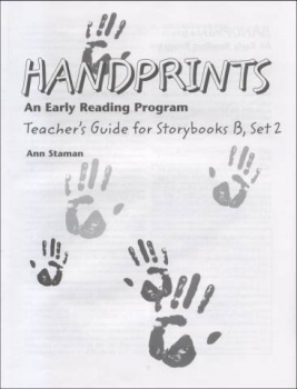 Handprints Teacher's Guide for Storybooks B, Set 2