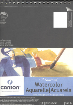 Canson Watercolor Pad