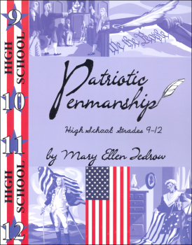 Patriotic Penmanship High School Grades 9-12