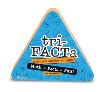 Tri-FACTa Addition & Subtraction Game