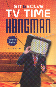 Sit & Solve TV Time Hangman