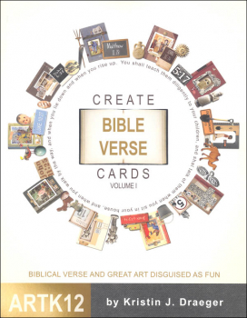 Create Bible Verse Cards Volume 1