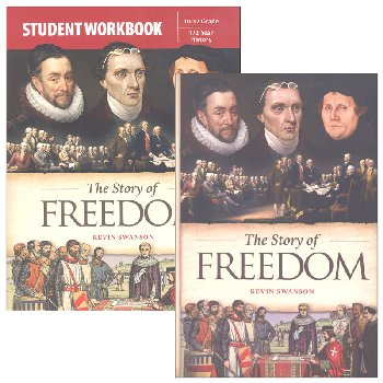 Freedom: History of Western Liberties Curriculum Pack