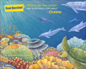 Why Is the Sea Salty? And Other Questions About Oceans (Good Questions!)