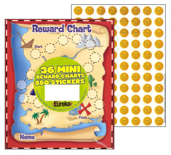 Treaure Hunt Mini Reward Charts