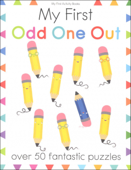 My First Odd One Out (My First Activity Book)