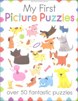 My First Picture Puzzles (My First Activity Book)