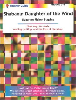 Shabanu: Daughter of the Wind Teacher
