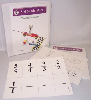 Math Third Grade Curriculum