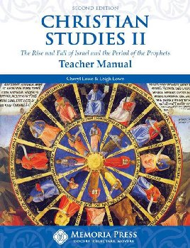 Christian Studies Book II Teacher Manual Second Edition