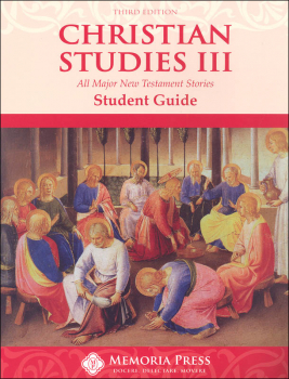 Christian Studies Book 3 Student Third Edition