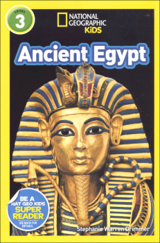 Ancient Egypt (National Geographic Reader Level 3)