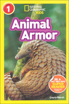 Animal Armor (National Geographic Reader Level 1)